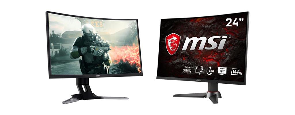WQHD Monitor von Acer 40 Euro unter Bestpreis – 144 Hz und 27 Zoll