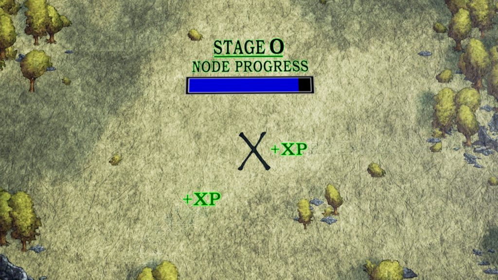 Node Level Ashes of Creation
