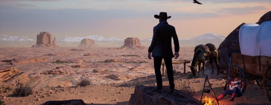 Kommt mit Outlaws of the Old West ein Red Dead Online für PC?
