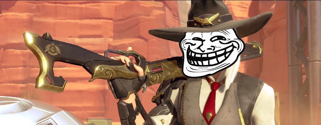 Overwatch: Streamer blockt rassistische Beleidigung live – mit seinem Gesicht
