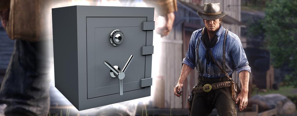 RDR2: Spieler knackt Tresor auf simple Weise, verblüfft die Community
