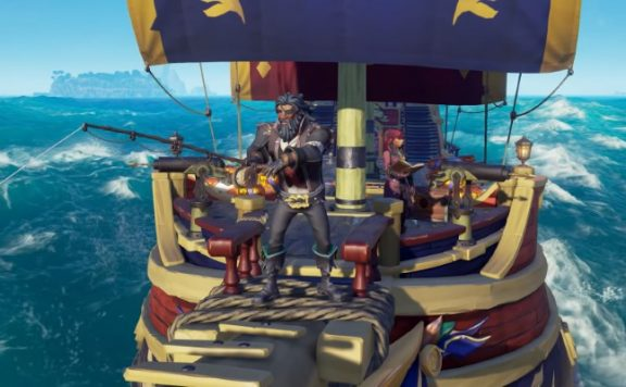 Sea of Thieves Angeln
