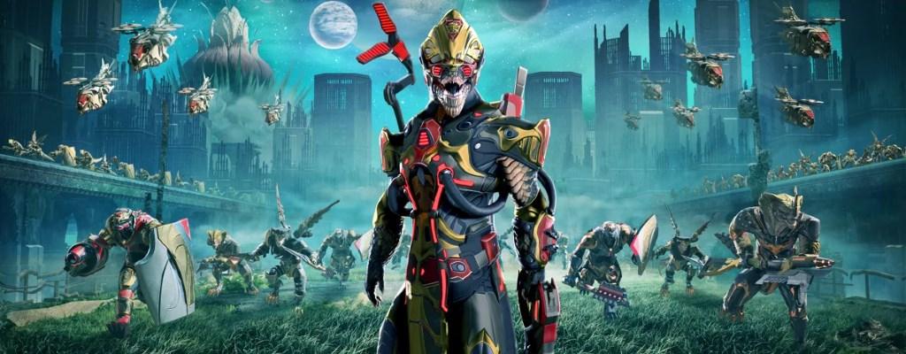Das MMORPG Skyforge will unbedingt, dass ihr es spielt, gibt euch sogar neuen Planeten