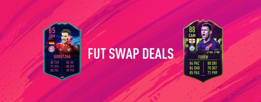 FIFA 19: Die FUT Swap Deals im März – Alle Infos zu Tausch-Objekten