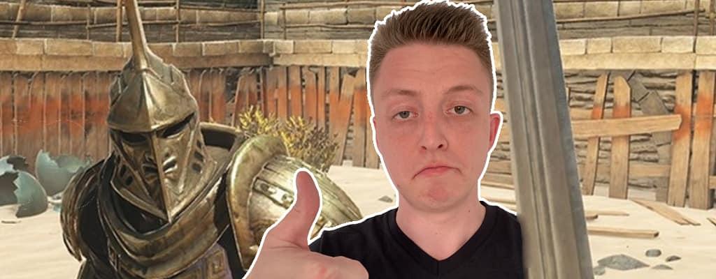 The Elder Scrolls Blades im Anspiel-Test: Ich verzeihe dir, dass du Mobile bist