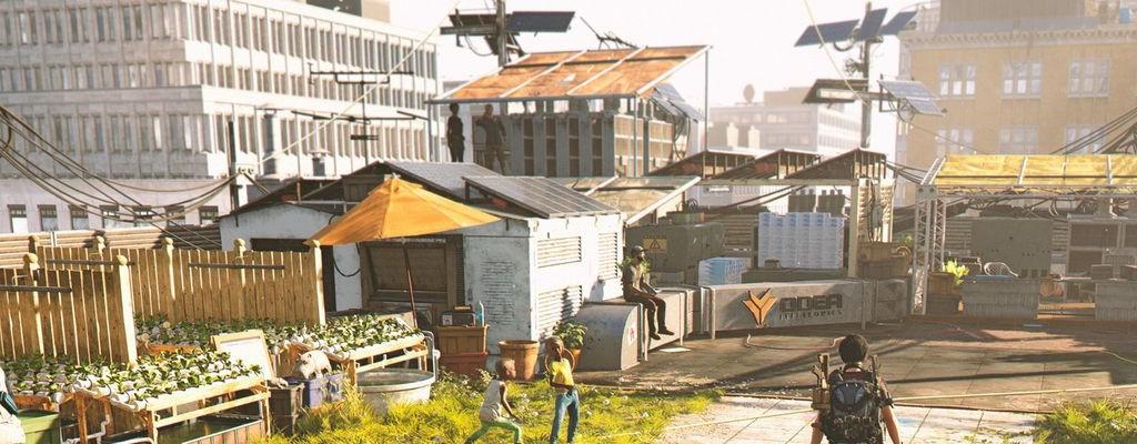 The Division 2: Siedlungen aufbauen und Projekte abschließen – So funktioniert's