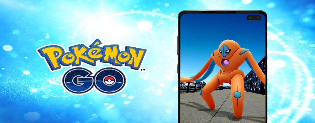 Neue Form von Deoxys kommt zu Pokémon GO – Ist sie endlich nützlich?