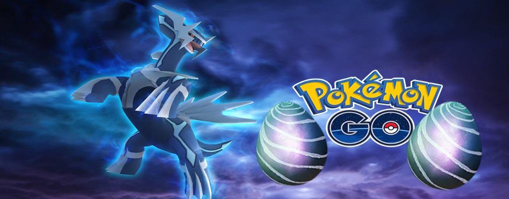 Pokémon GO: Deshalb solltet ihr euch heute noch Dialga sichern