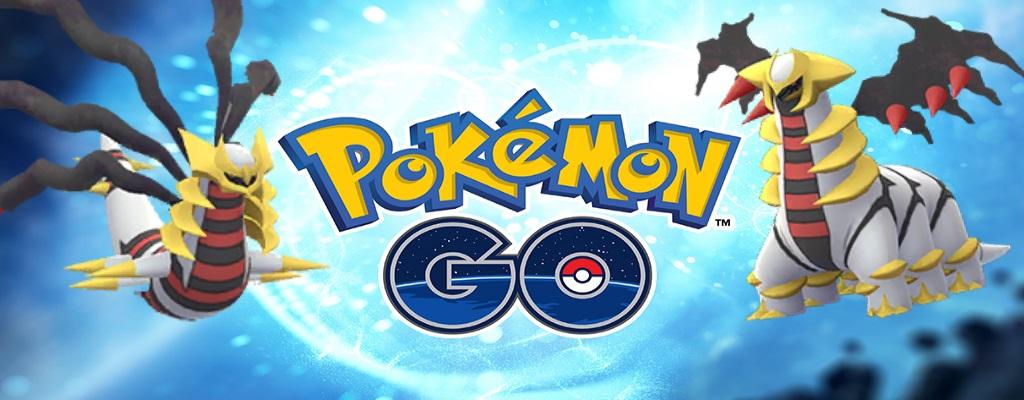 Pokémon GO: Urform vs. Wandelform von Giratina – Wer ist besser?