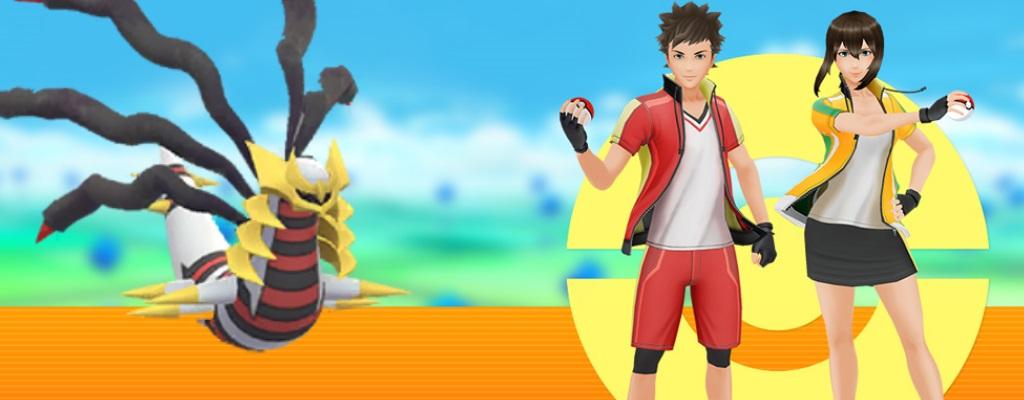 Giratina bekommt neue Attacken in Pokémon GO und wird endlich nützlich