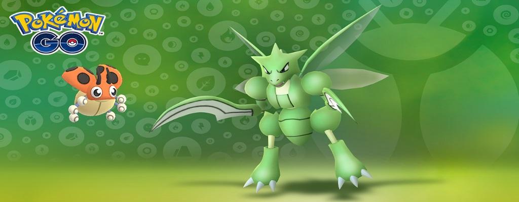 Sieht so aus, als gäbe es diese 5 Quests im Käfer-Event von Pokémon GO