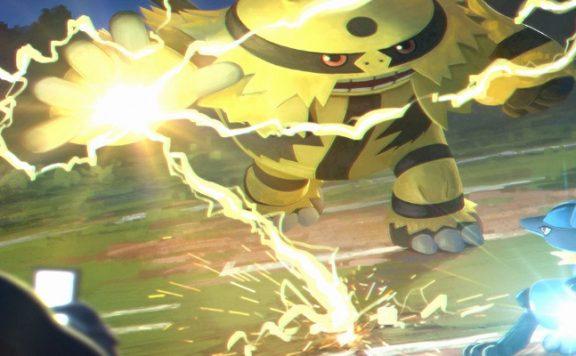 Titelbild Kampf Pokemon