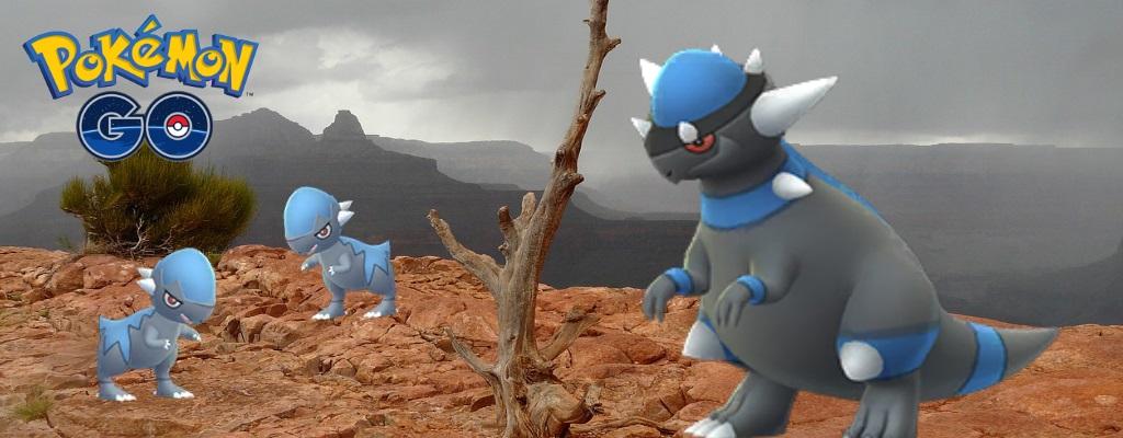 Darum solltet ihr in Pokémon GO jedes Koknodon fangen