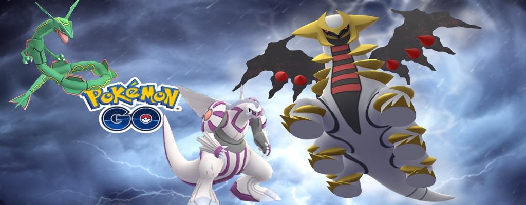 Pokémon GO: Die besten Konter gegen die Urform von Giratina