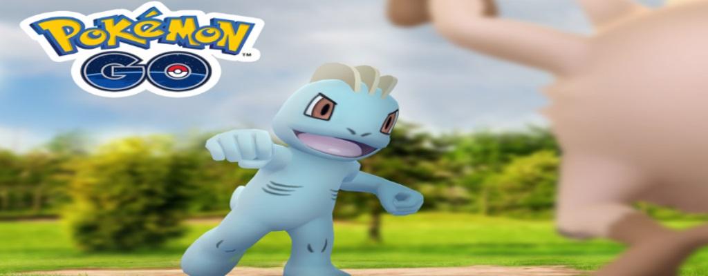 Pokémon GO: Darum ist Machollo der Star des neuen Kampf-Events