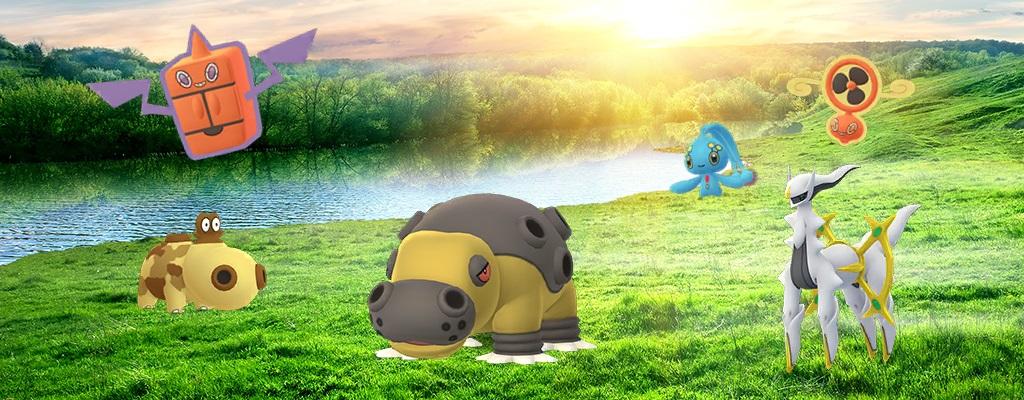 Pokémon GO: Deshalb hoffen Spieler jetzt auf neue Pokémon aus Gen 4