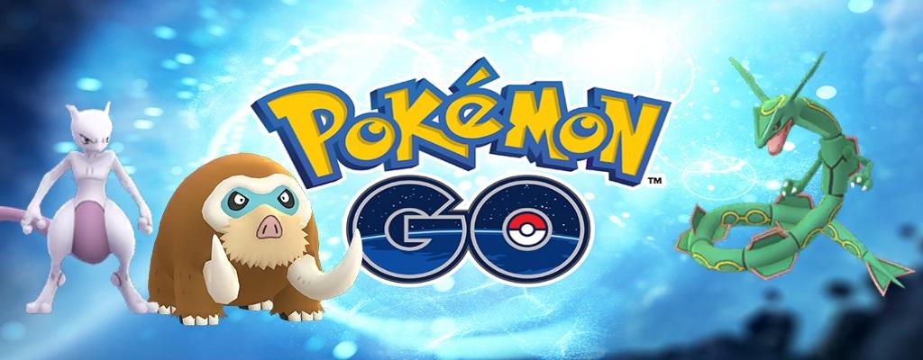 So besiegt Ihr Rayquaza in Pokémon GO zu zweit – Schon mit Level 25