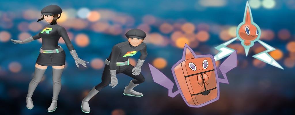 Pokémon GO: Das müsst Ihr über Rotom wissen – Das neue Pokémon kommt wohl bald
