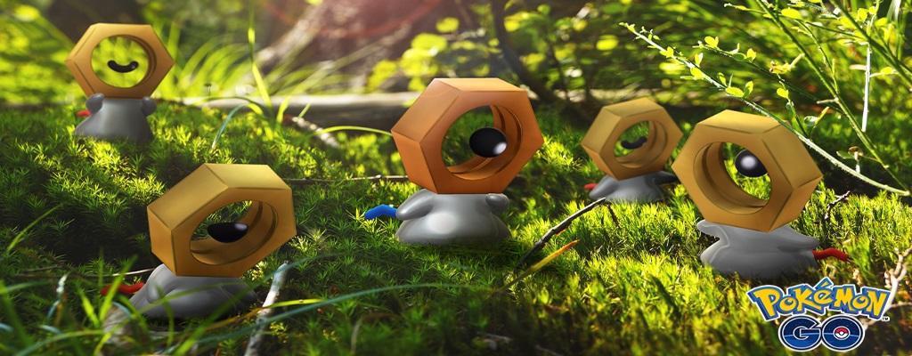 Shiny Meltan kommt zurück zu Pokémon GO – Aber nicht sehr lange