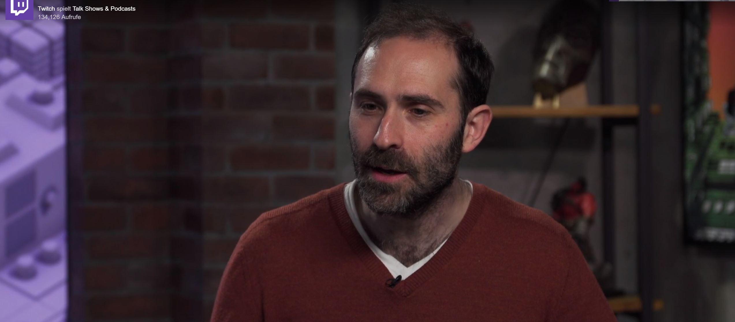 """Twitch-Chef sorgt sich um Streamer nach Artikel 13: """"Schlecht gemacht"""""""