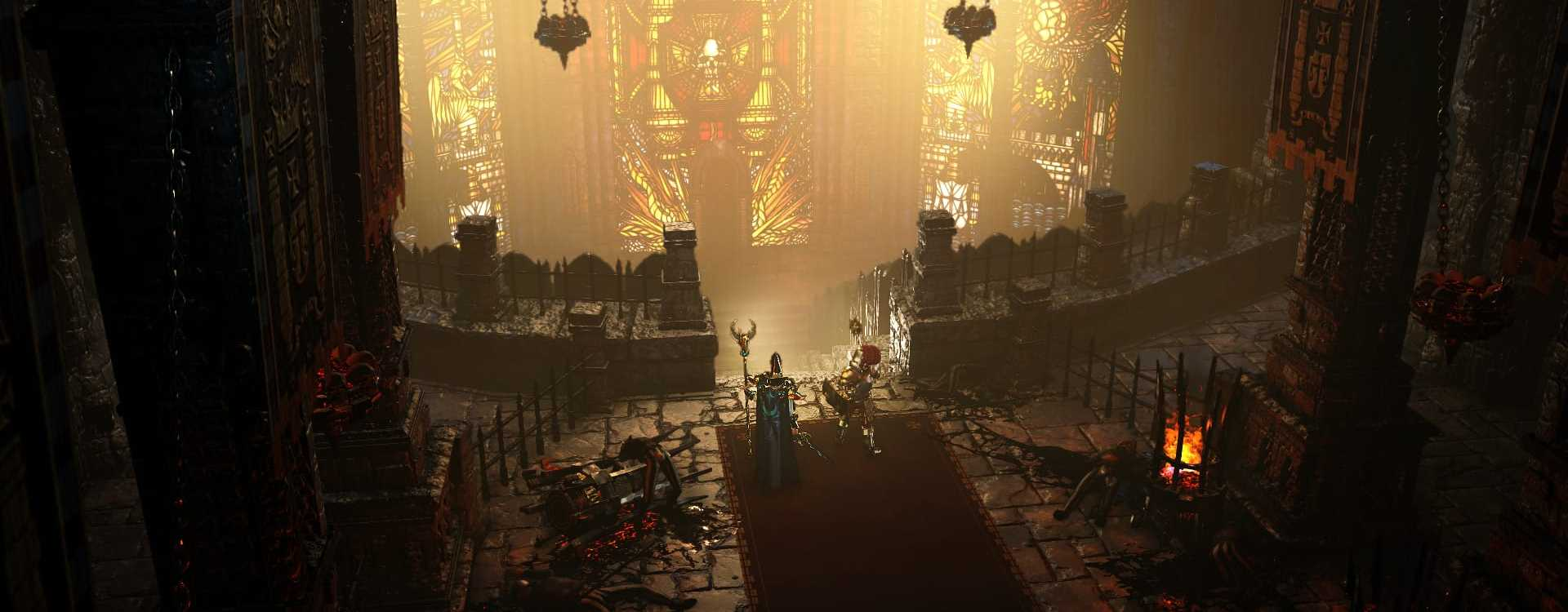 Chaosbane: Das Warhammer-Diablo zeigt Gameplay zum Beta-Start – So seid Ihr dabei