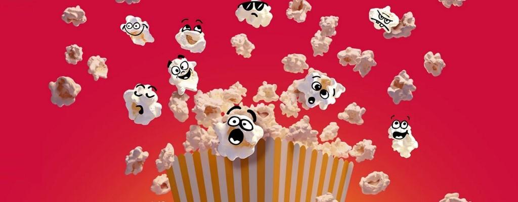Amazon Popcorn-Woche: 3 Blu-rays oder DVDs kaufen, nur 2 zahlen