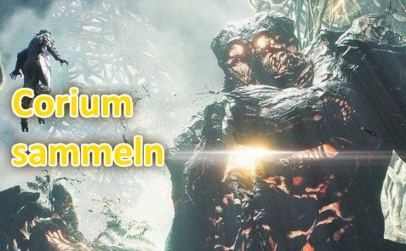 Anthem Corium sammeln Titel