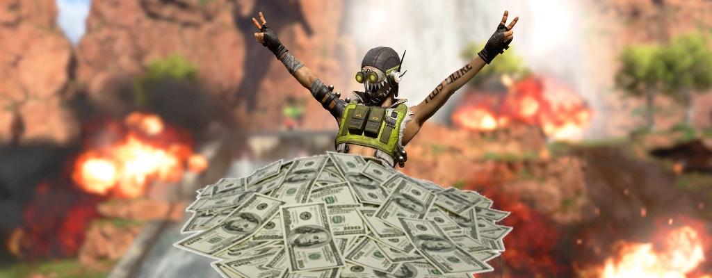 Wer den 1. Battle Pass in Apex Legends durchspielt, hat genug Coins für den 2.