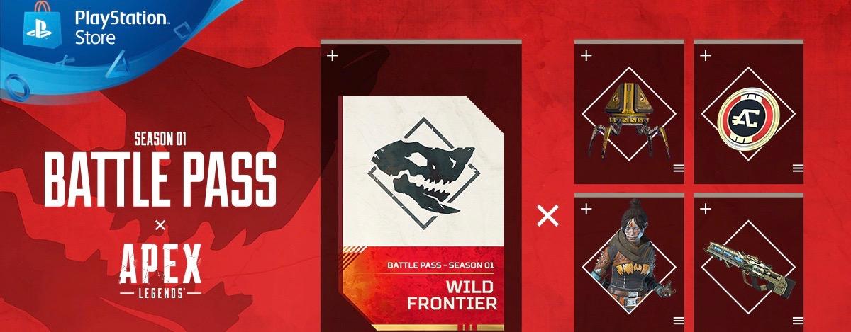 So kauft Ihr den Battle Pass zu Apex Legends im PlayStation Store – Das ist drin