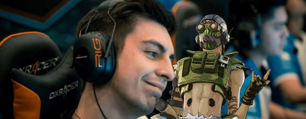 Streamer Shroud führt bizarres Interview mit Cheater in Apex Legends