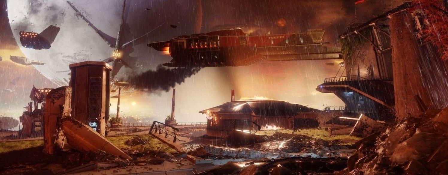 In Destiny 2 kommt Ihr vielleicht durch ein neues Exotic an einen alten Ort