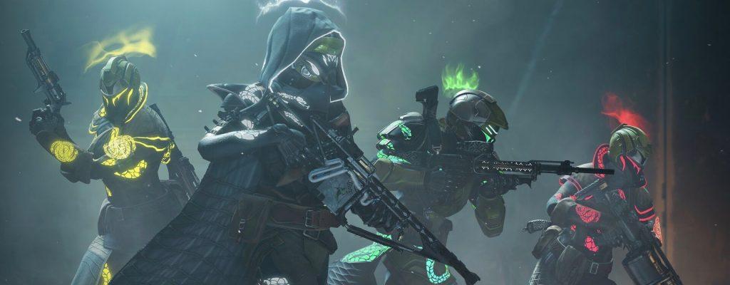 Destiny 2: Update 2.2.1 / 1.34 ist live – Patch Notes und alle Infos