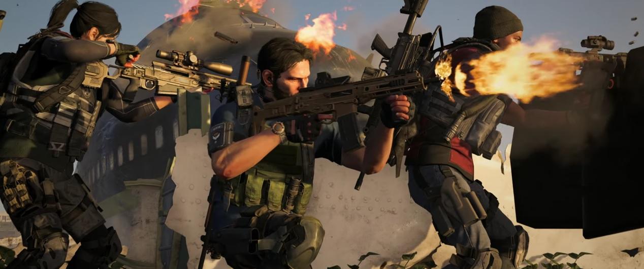 Spielt The Division 2 jetzt kostenlos – So startet ihr auf PS4, Xbox One, PC