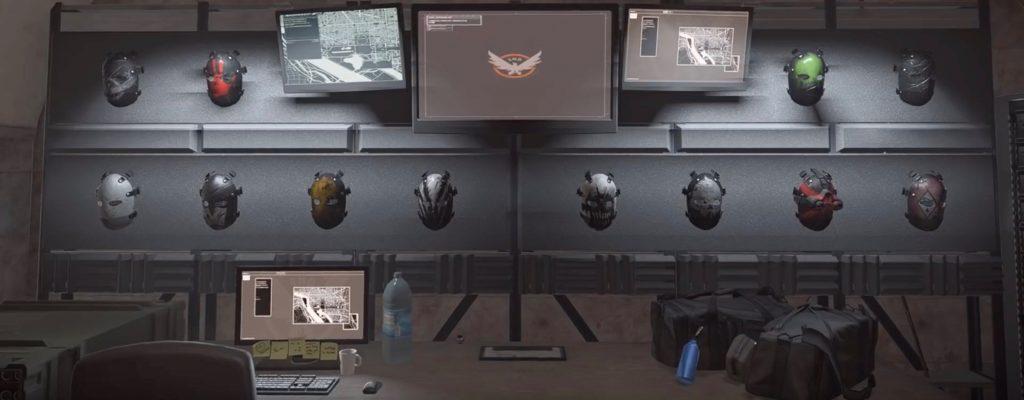 division 2 alle masken (1)