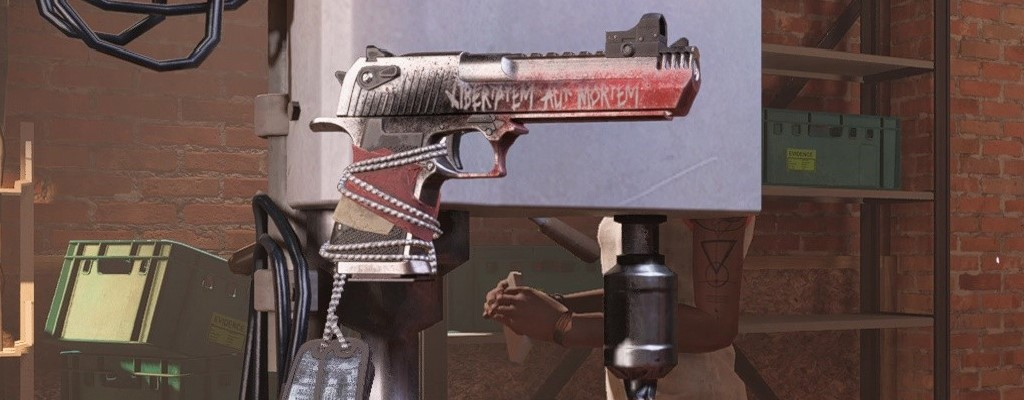 So kommt Ihr an Eure erste exotische Waffe in The Division 2