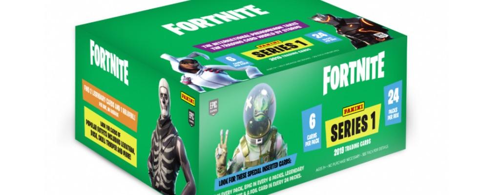 Fortnite bringt Sammelkarten mit Panini raus – Das wissen wir