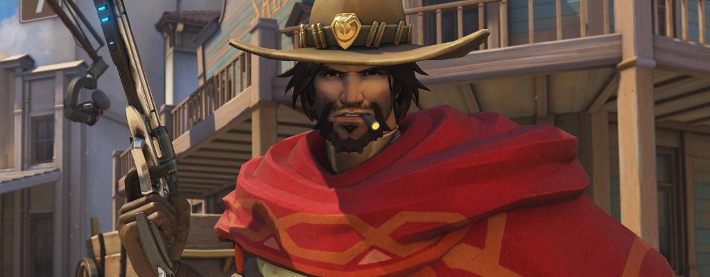 Overwatch-Patch nerft gleich 5 Helden, aber McCree wurde besser