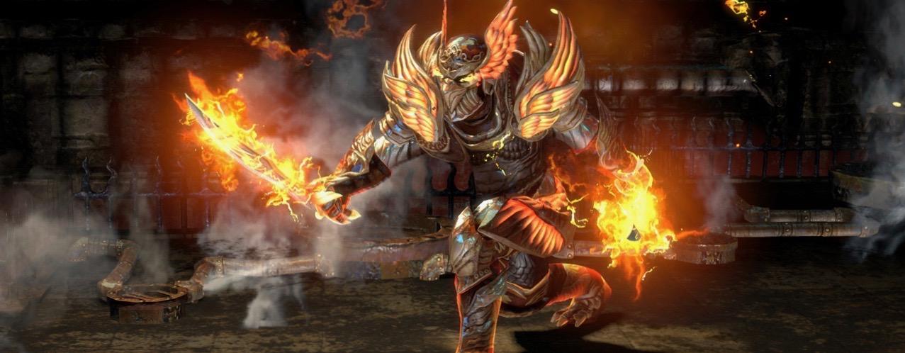 Path of Exile will es mit der nächsten Erweiterung mit Diablo 4 aufnehmen