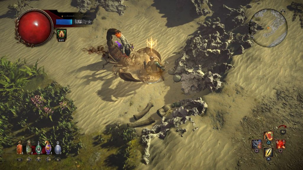 path of exile ps4 2