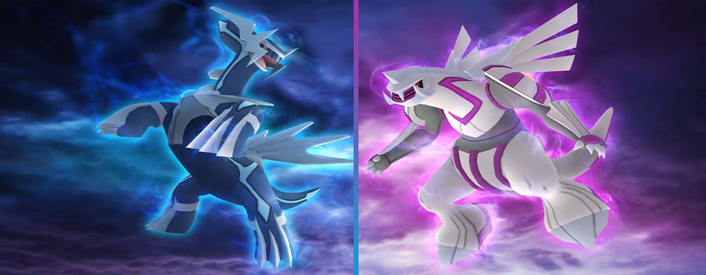 Pokémon GO: Dialga gegen Palkia – Wer ist besser?