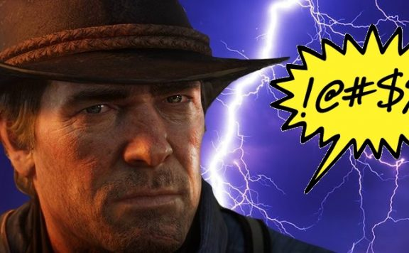 Red Dead Redemption 2 Arthur Fluch Titel