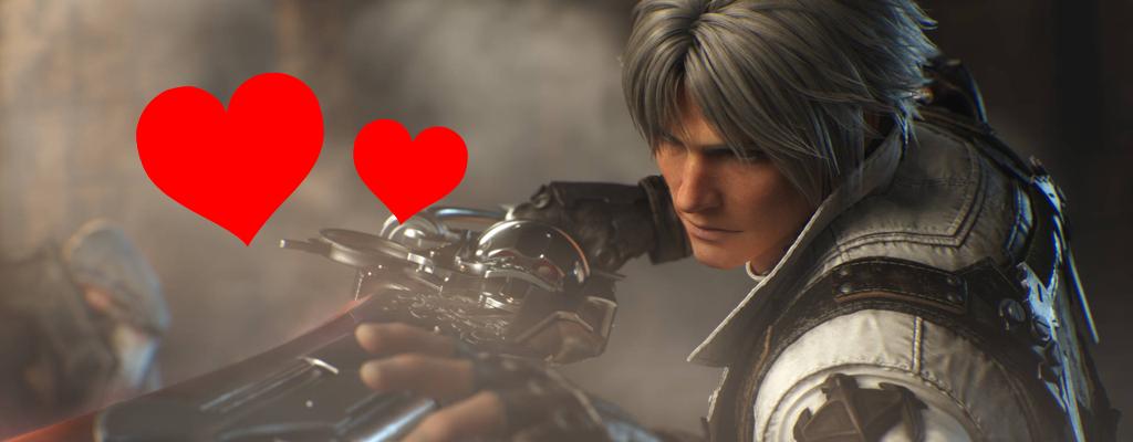 Warum ich Final Fantasy XIV bald lieber mit sexy NPCs spiele als mit Euch