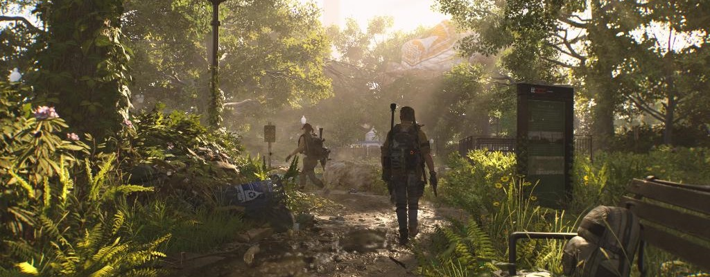 The Division 2: Server-Start, Uhrzeit, Download, Day-1-Patch