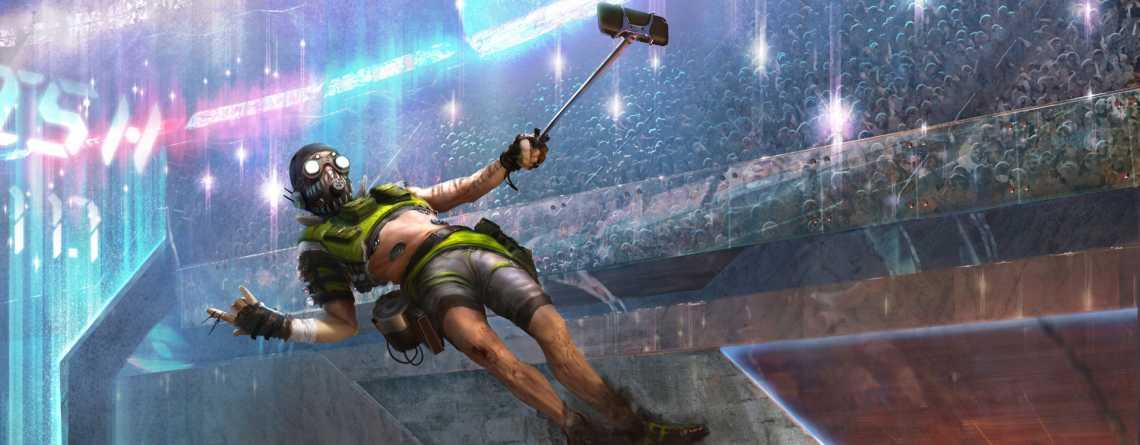 EA lobt Musterschüler Apex Legends, FIFA 19 – Verschweigt das Sorgenkind