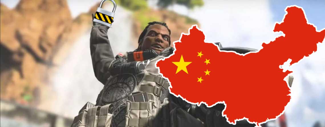 Spieler wollen Chinesen aussperren, damit sie Apex Legends nicht kaputt machen