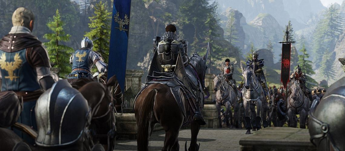 Firma hinter MMORPG Bless Online wird aufgelöst, wieder Teil des Mutterkonzerns