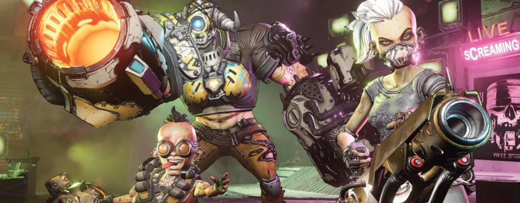 Das sagt der Gearbox-Chef zum Endgame von Borderlands 3