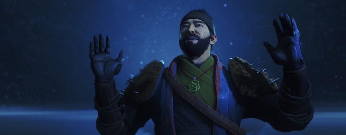 Destiny 2: Bungie liebt offenbar den Drifter und will, dass Ihr das auch tut