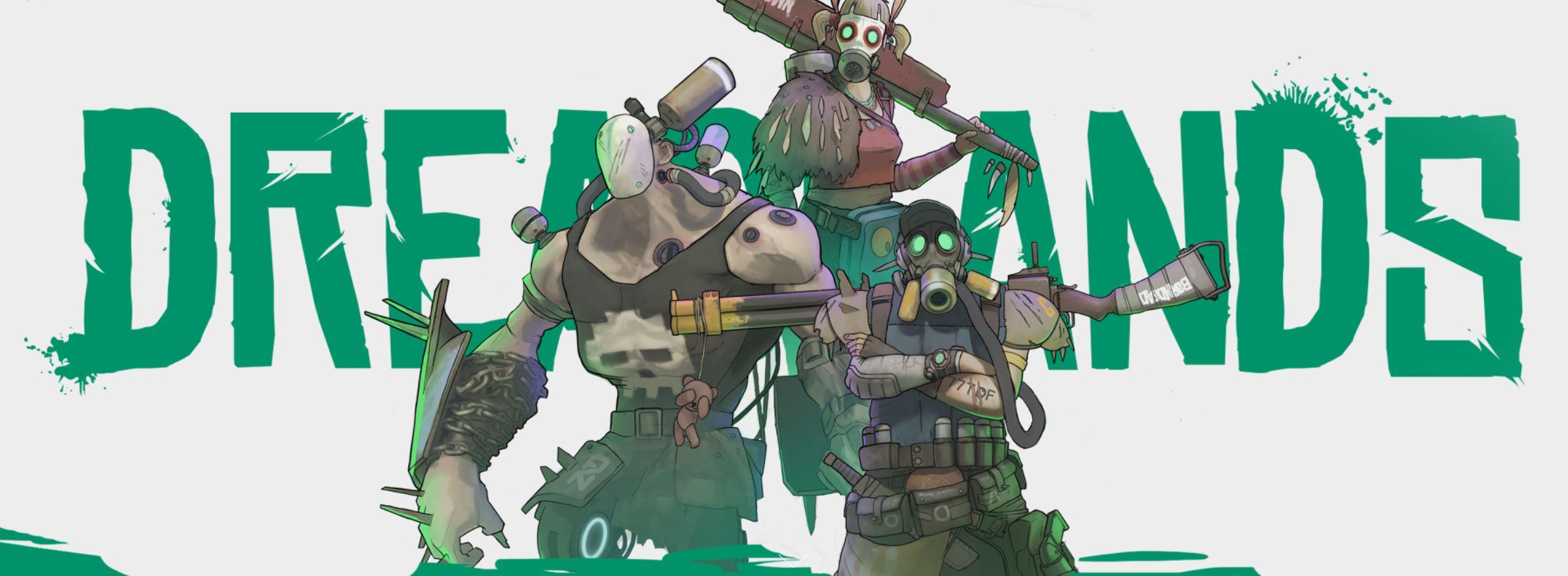 Neues Spiel Dreadlands vereint rundenbasierte Taktik und MMO, kommt 2019 auf Steam