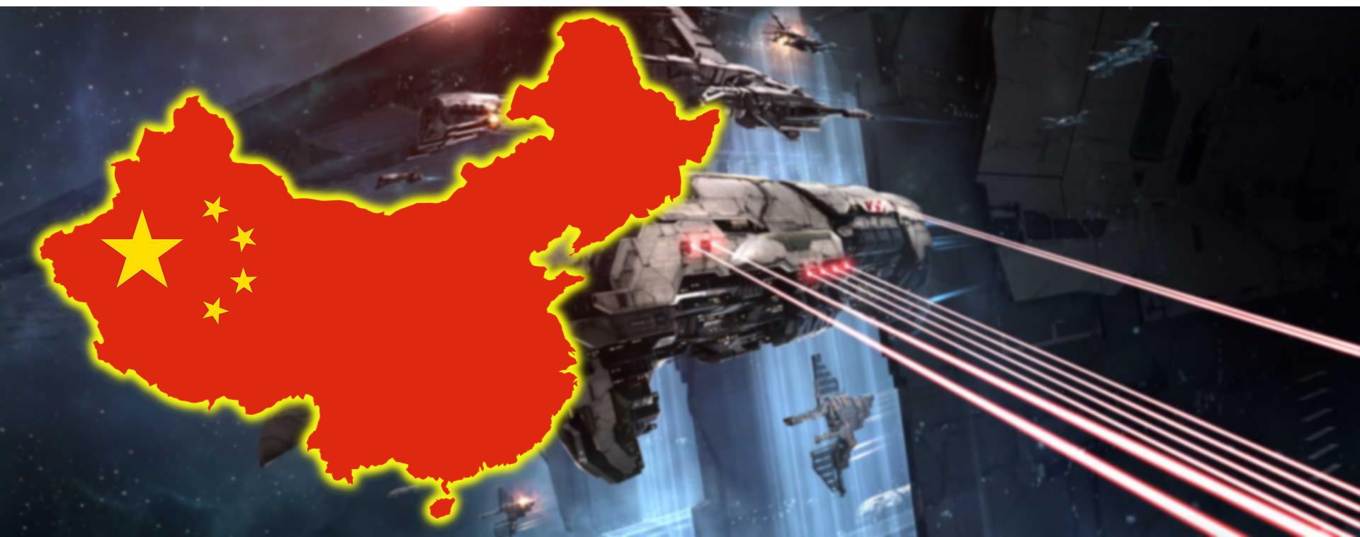 EVE Online will das MMORPG sein, das alle spielen, wenn China den Weltraum erobert